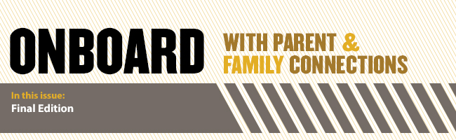 OnBoard with Parent & Family Connections - Final Edition